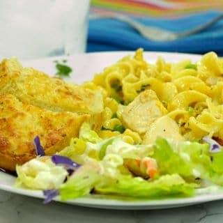 Chicken Noodle Cassaroodle