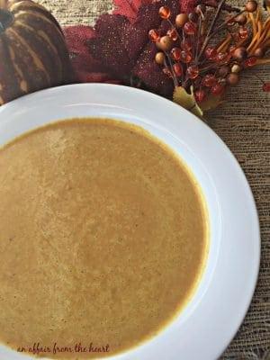 Soups on Platter Talk