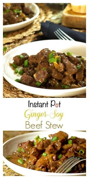 Instant Pot Beef Stew is a lively and flavorful meal that can be made in your Instant Pot or by using concentional cooking methods. It mades for the perfect weeknight family meal or a special dinner for entertaining guests.