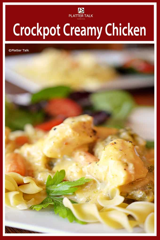 Creamy Crockpot Chicken Boneless Skinless Chicken Crock Pot Recipe