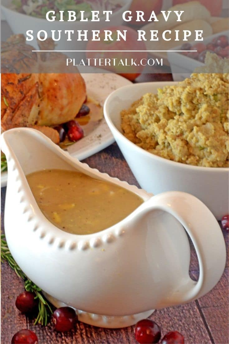 Giblet Gravy - How to Use Giblets for Better Gravy - Platter Talk