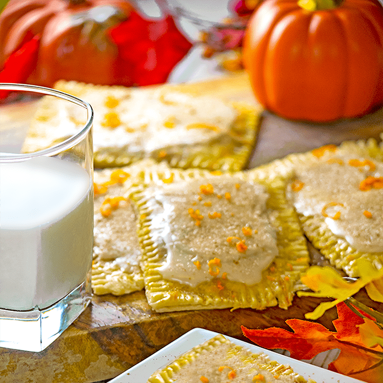 Make pumpkin pie pop tarts at home today.