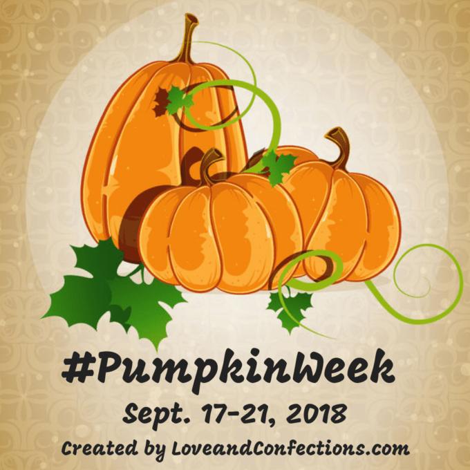 A pumpkin graphic