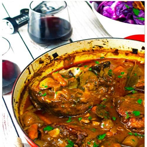 Braised. Pork Recipe from Platter Talk Food Blog