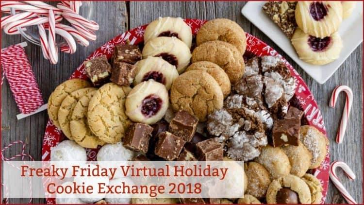 Pfeffernusse German Christmas Cookies Platter Talk