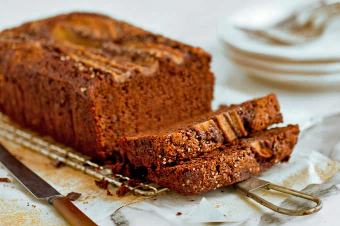 Try this chocolate banana bread from Platter Talk.
