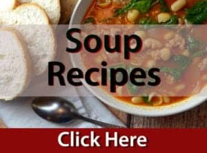 Soup Recipes from Platter Talk food blog.