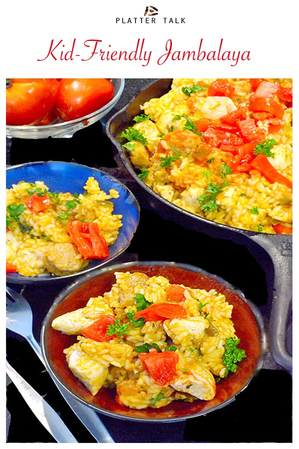 Easy Jambalaya Recipe on Pinterest.