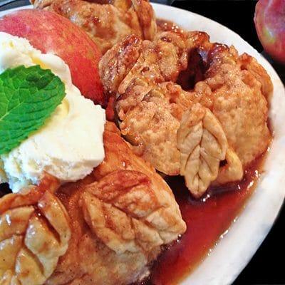 Apple Dumplings Recipe