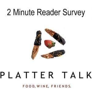 Reader Survey for Platter Talk
