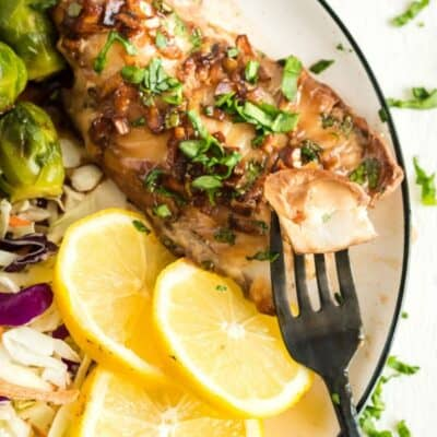 Healthy Haddock Recipe